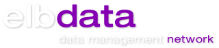 elbdata - data management network